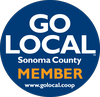 GoLocal logo for Sonoma County