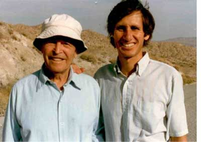 William Hermanns and Kenneth Norton, Desert Hot Springs, 1985